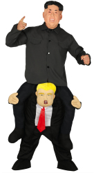 Piggyback ''Let Me Go President'' - volwassenen