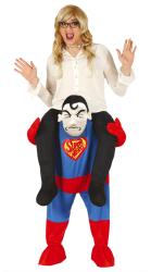 Piggyback ''Let Me Go Superhero'' - volwassenen