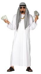 Arabische Sjeik Kostuum voor Heren