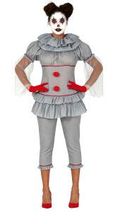 IT clown kostuum voor dames