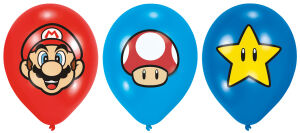 Latex ballonnen Super Mario Bros