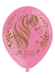 Latex ballonnen Unicorn