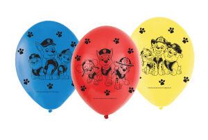 Latex ballonnen Paw Patrol klein