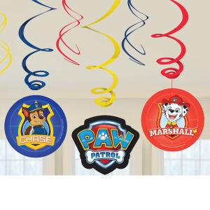 Honeycomb decoraties Paw Patrol