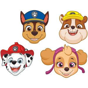 Feestmaskers Paw Patrol