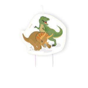 Taartkaars Dinosaurus
