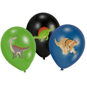 Latex ballonnen Dinosaurus