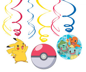 Hangdecoratie Pokemon