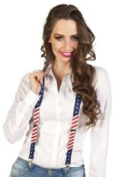 Bretels ''Stars and Stripes'' - USA