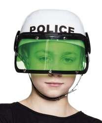 Kinderhelm 'Police'