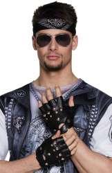 Handschoenen pols Biker