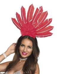 Tiara Samba tooi rood