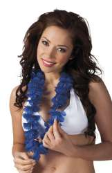 Hawaïkrans Ohana blauw