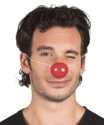 Set 24 Clownsneuzen plastic