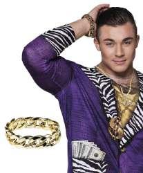 Armband ''Pimp'' - goud
