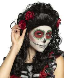 Pruik ''Catrina'' - day of the dead