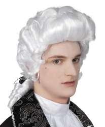 Pruik Barok man