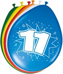 Ballonnen 11 jaar - 8 jaar