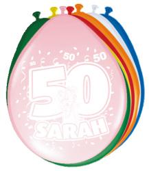 Sarah Latex ballonnen