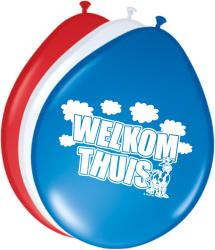 Ballon 12In/30cm Welkom Thuis /8