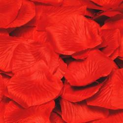 Luxe Rode Rozenblaadjes PBH/144stk