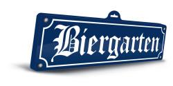 3D Bord Biergarten