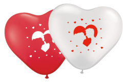 Hartballonnen Love