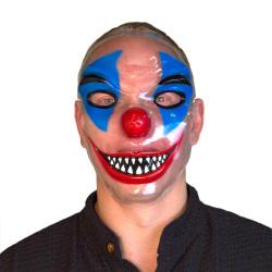 Transparant Masker Clown