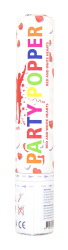 Party Popper Love Hearts confetti - 28cm