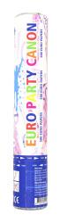 Party Popper 500 Euro biljetten confetti - 28cm