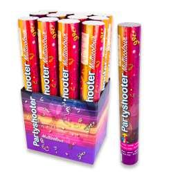Party Popper multi colour confetti - 40cm