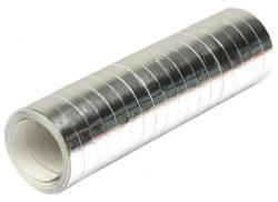 serpentines 4m metalic zilver