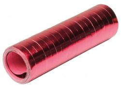 Serpentines 4m metalic rood