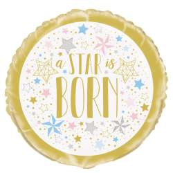 Folieballon Standard Star is Born S40
