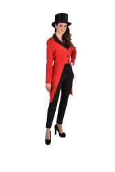 Slipjas voor Dames - rood