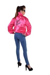 Pink Lady's Rock 'n Roll Jas voor Dames - roze