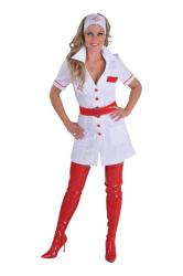 Verpleegster Kostuum voor Dames