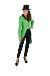 Slipjas voor Dames - groen
