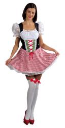 Sexy Tiroler Jurkje Heidi
