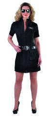 SWAT Jurk voor Dames - zwart