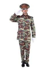 Pak voor Heren Officier - Leger
