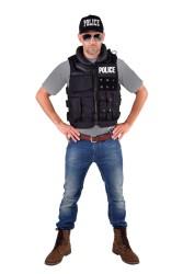 Kogelvrij Vest voor Heren - Politie