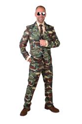 Pak voor Heren - camouflage - militair