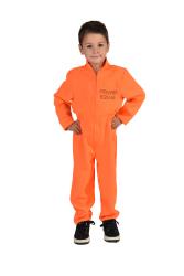 Boevenpak voor Kinderen - oranje