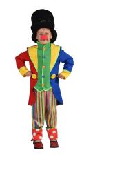 Komische Clown Kostuum voor Kinderen