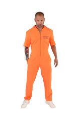 Boevenpak voor Heren - oranje