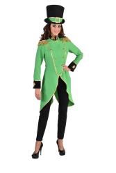 Slipjas voor Dames St. Patricks Day - groen