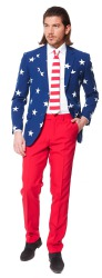 Stars and Stripes Mannen Pak