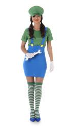 Dameskostuum ''Luigi''