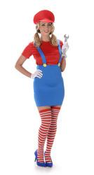 Dameskostuum ''Super Mario''